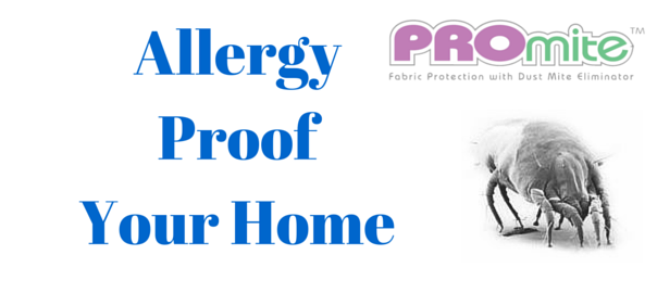 Allergy Proof Your Home