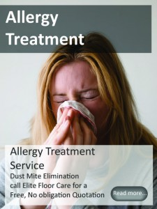 Allergy Treatment from Elitefloorcarespecialists.com