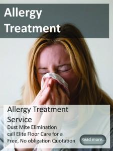 Allergy Treatment from Elitefloorcarespecialists.com