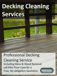 Decking Cleaning Service from Elitefloorcarespecialists.com