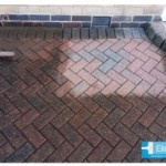 Driveway Block Paving patio Cleaning Process from Elite Floor Care Specialists - www.elitefloorcarespecialists.com